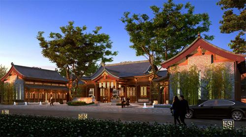 君澜酒店集团正式进驻青岛即墨古城