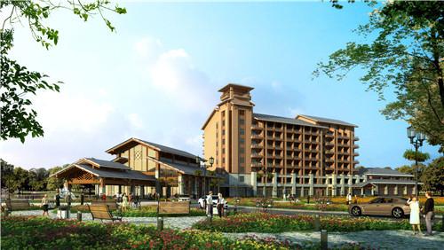 成为继鹤山碧桂园凤凰酒店之后,碧桂园酒店集团在广东历史名城鹤山的