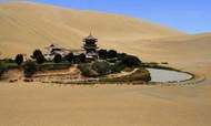甘肃打造丝绸之路黄金旅游带