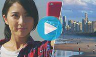 玩转营销 为日本游客造最长自拍杆