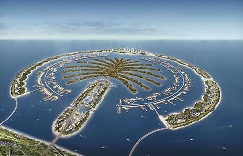 迪拜将投357亿美元建世界最大机场
