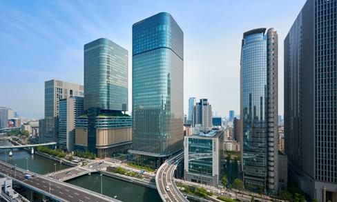 日本大阪康莱德酒店于6月9日正式开业
