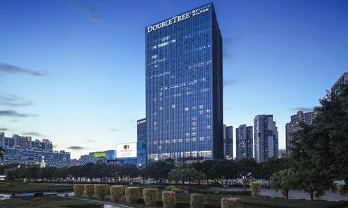 深圳龙华希尔顿逸林酒店于6月9日正式开业