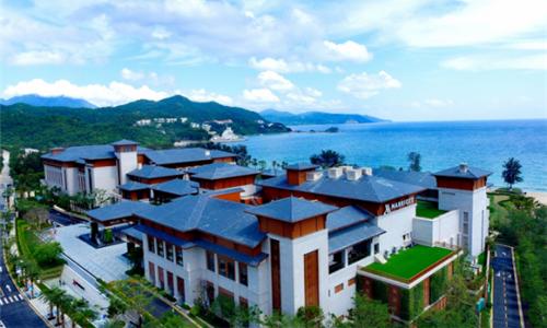 深圳佳兆业万豪酒店于6月22日盛大开业