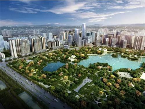 2380亿大手笔 华侨城强劲打造大西安文化旅游新高地