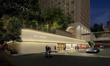 香港新五星级酒店The Murray将在12月试营业