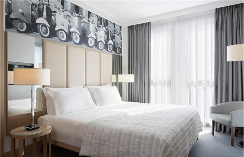 罗马艾美维斯康蒂酒店于6月20日重装开幕