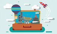 """图解:内地访港旅客数20年增逾1700% 香港已不仅是""""购物天堂"""""""