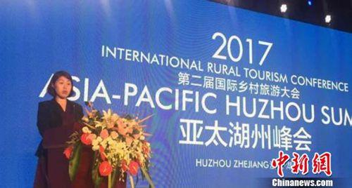 Airbnb中国区副总裁:共享经济助力乡村旅游发展