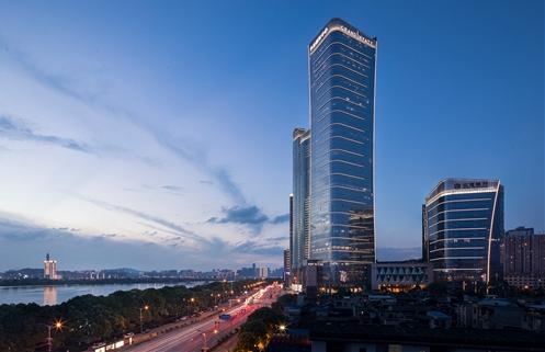 长沙君悦酒店2017年8月18日盛大揭幕