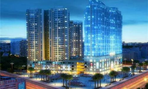 曼哈顿酒店签约入驻防城港北部湾商业中心