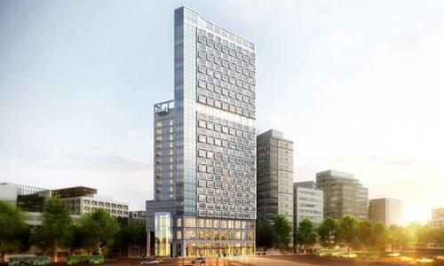 韩国首家艾美酒店首尔艾美预计9月开业