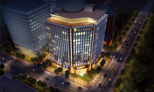 北京泛太平洋酒店于2017年8月20日开业
