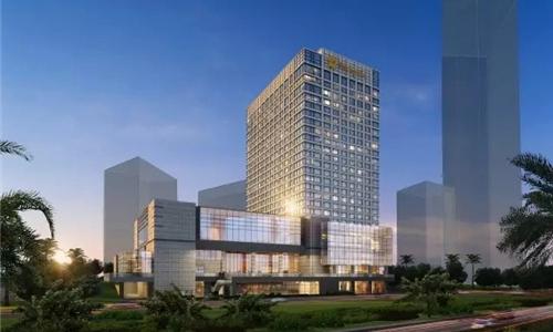 厦门香格里拉大酒店于8月21日试营业