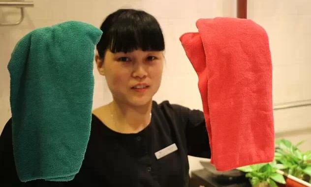多图揭密五星级酒店正确的清洁作业流程