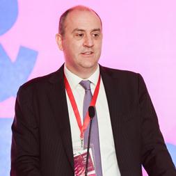 Tasos Kousloglou  HAMA亚太会长、JLL Hotels & Hospitality 副总裁
