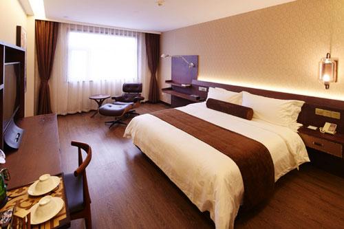这家酒店凭什么将平均开房率做到85%