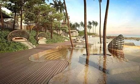 苏梅岛丽思卡尔顿酒店将于10月3日盛大开业