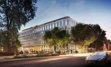 瑰丽酒店集团将于伦敦开设第2家奢华酒店