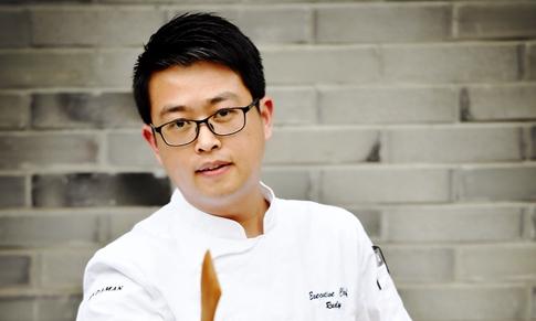 90后酒店主厨:有厨德的厨师才是好厨师|酒店名厨谈