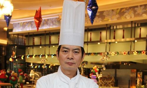 厨师是受人尊敬的、高尚的职业|酒店名厨谈