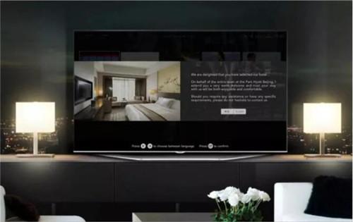酒店电视只是摆设没收益?那一定是你打开的方式不对
