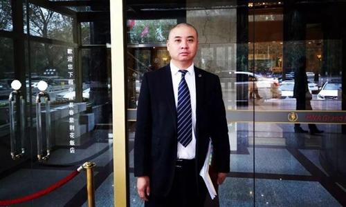 在酒店安保岗位上坚持20年 他说执着和坚持是他的座右铭