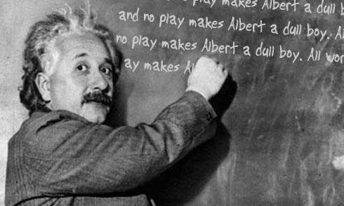 爱因斯坦一张纸条 让酒店服务生的后代成亿万富翁