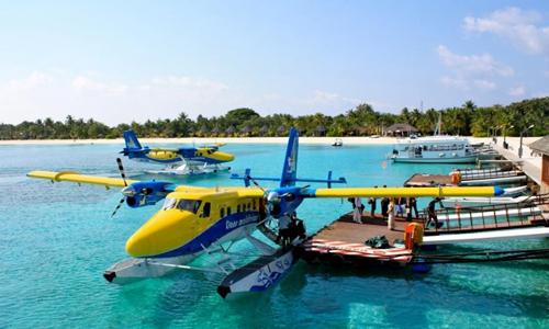 腾邦集团或参与收购黑石马尔代夫水上飞机运营商