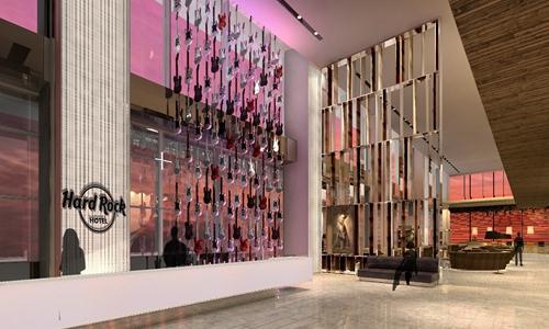 深圳硬石酒店宣布总经理及运营总监任命