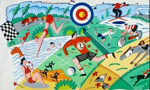 全民运动时代来临 体育小镇成为又一大风口