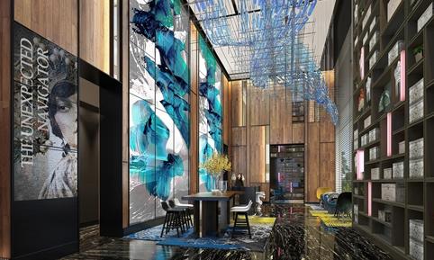 杭州余杭万丽酒店计划2018年2月开幕