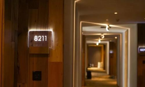 刷脸入住 杭州这家人工智能酒店于12月11日正式开业