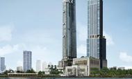 曼谷昭披耶河朗廷酒店于11月22日开业