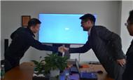 建业魔飞公寓与中国建设银行郑州市直属支行达成战略合作