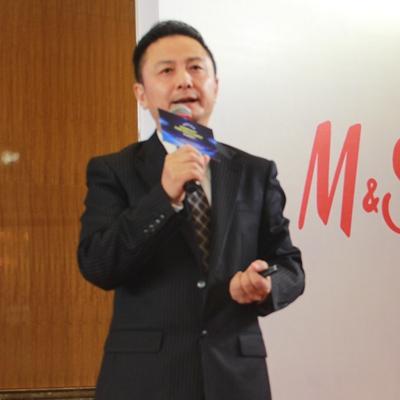 和泰机构创始人、北京和泰盛典酒店管理公司总裁