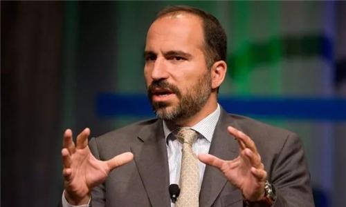 Uber新任掌门:从一无所有的移民到日进斗金的CEO