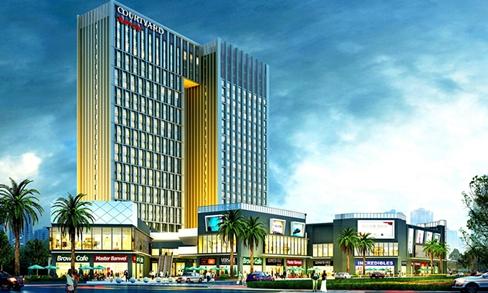 顺德联塑万怡酒店于11月25日盛大开幕