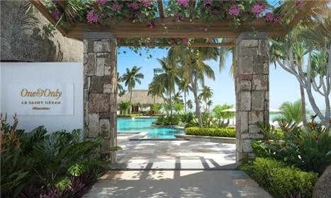 毛里求斯圣哥兰One&Only唯逸度假酒店于12月4日开业