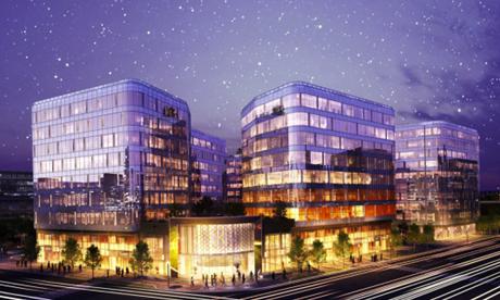 上海首个凯悦双品牌酒店于11月28日开业