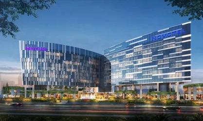 雅高酒店集团在新加坡推出新生活方式综合体