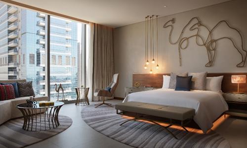 阿联酋首家万丽酒店正式亮相迪拜