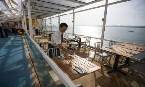 漂移的酒店——邮轮旅游即将迎来春天