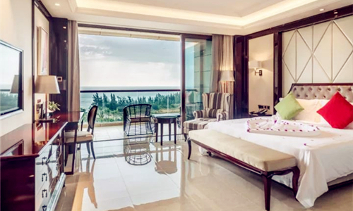 三亚金莎珺唐酒店于12月8日正式开业