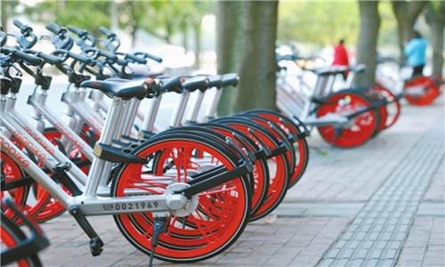"""南京32万辆共享单车即将有""""身份证"""" 不排除未来其他城市跟进"""