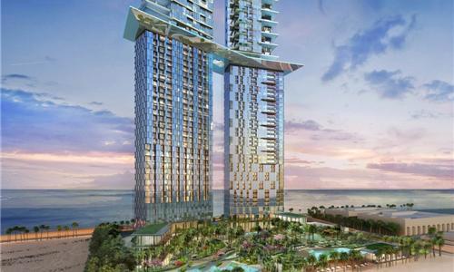 棕榈岛携手雅高打造莱佛士酒店PALM360 将于2021年开业