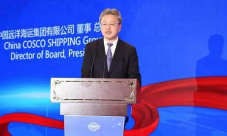 中远海运集团万敏调任中国旅游集团董事长