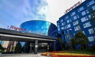 浏阳希尔顿欢朋酒店12月8日对外开业