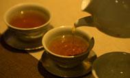 当茶作为媒介