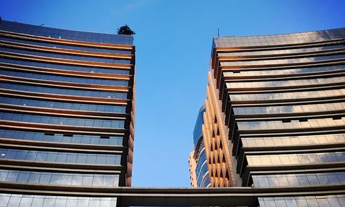 联合办公入住甲级写字楼 一线城市写字楼变革信号